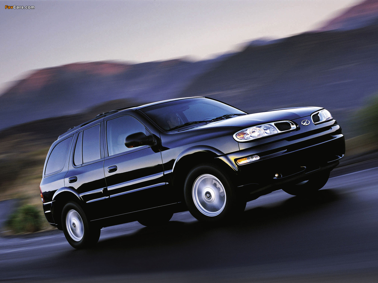 Photos of Oldsmobile Bravada 2001–04 (1280 x 960)