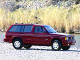 Pictures of Oldsmobile Bravada 1990–95