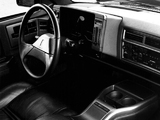 Pictures of Oldsmobile Bravada 1990–95
