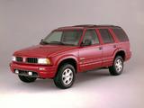 Pictures of Oldsmobile Bravada 1995–98