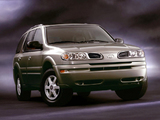 Pictures of Oldsmobile Bravada 2001–04