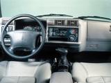 Oldsmobile Bravada 1995–98 wallpapers