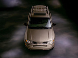 Oldsmobile Bravada 2001–04 wallpapers