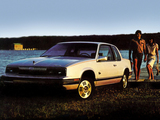 Oldsmobile Calais Coupe 1985–86 pictures