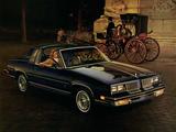 Pictures of Oldsmobile Cutlass Calais 1983