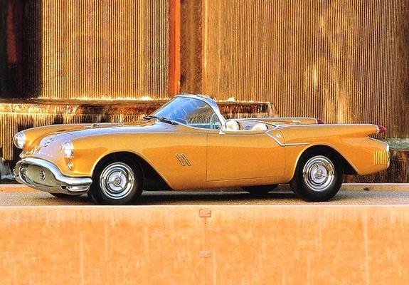 1954 olds 88 concept car