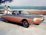 Oldsmobile Golden Rocket Concept Car 1956 images