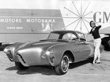 Oldsmobile Golden Rocket Concept Car 1956 photos