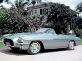 Oldsmobile F-88 Mark II Concept 1957 wallpapers