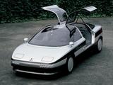 Oldsmobile Incas Concept 1986 pictures