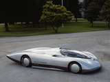 Oldsmobile Aerotech I Long Tail Concept 1987 pictures