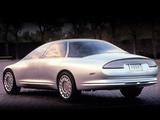 Oldsmobile Tube Car Concept 1989 images