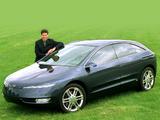 Oldsmobile Profile Concept 2000 images