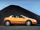Oldsmobile O4 Concept 2001 images