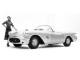 Photos of Oldsmobile F88 Concept Car 1954