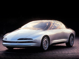 Oldsmobile Tube Car Concept 1989 wallpapers
