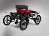 Oldsmobile Model R Curved Dash Runabout 1901–03 photos