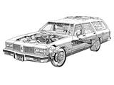 Images of Oldsmobile Custom Cruiser 1987