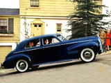 Oldsmobile Custom Cruiser (3919) 1940 wallpapers