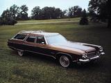 Oldsmobile Custom Cruiser 1973 pictures