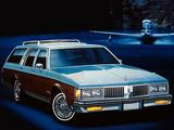 Oldsmobile Custom Cruiser 1987 images