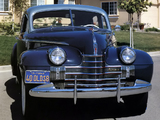 Oldsmobile Custom Cruiser 1940 pictures