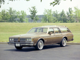 Oldsmobile Custom Cruiser 1980–81 wallpapers