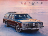 Oldsmobile Custom Cruiser 1986 wallpapers