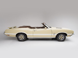 Images of Hurst/Olds Cutlass Supreme 442 Convertible (J67) 1972