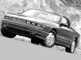 Images of Oldsmobile Cutlass Supreme Convertible 1991–95