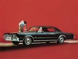 Oldsmobile Cutlass Supreme Holiday Sedan 1967 photos