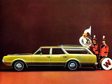 Oldsmobile Cutlass Wagon 1968 pictures