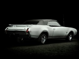 Oldsmobile Cutlass W-31 Convertible 1969 pictures