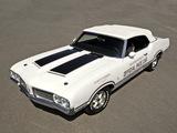 Oldsmobile Cutlass Supreme Convertible Indy 500 Pace Car (4267) 1970 photos