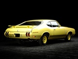 Oldsmobile Cutlass Rallye 350 Sport Coupe 1970 pictures
