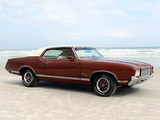 Oldsmobile Cutlass Supreme SX Holiday Coupe (4257) 1971 images