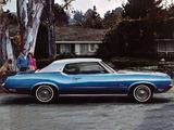 Oldsmobile Cutlass Supreme Holiday Coupe (CSU-J57) 1972 photos