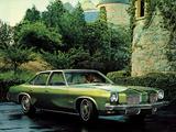 Oldsmobile Cutlass Salon Sedan 1973 pictures