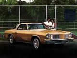 Oldsmobile Cutlass S Coupe 1975 photos