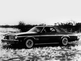 Oldsmobile Cutlass Supreme Colonnade Hardtop Coupe (J57) 1975 pictures