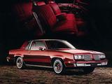 Oldsmobile Cutlass Supreme 1981 wallpapers