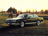 Oldsmobile Cutlass Supreme Brougham Coupe (M47) 1984 images
