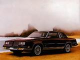 Oldsmobile Cutlass Supreme Brougham Coupe (M47) 1986 photos