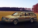 Oldsmobile Cutlass Cruiser 1986 wallpapers
