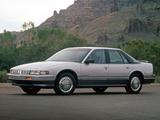 Oldsmobile Cutlass Supreme SL Sedan 1990–91 photos