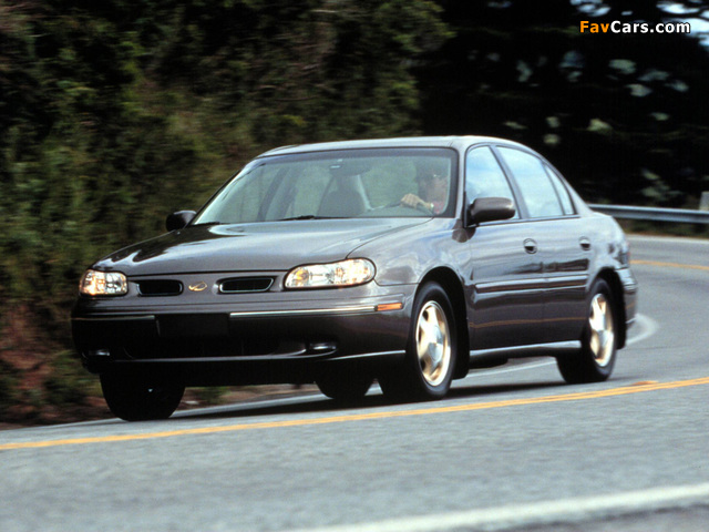 Oldsmobile Cutlass 1997–99 images (640 x 480)
