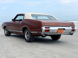 Photos of Oldsmobile Cutlass Supreme SX Holiday Coupe (4257) 1971
