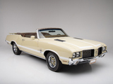 Photos of Hurst/Olds Cutlass Supreme 442 Convertible (J67) 1972
