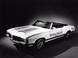 Photos of Hurst/Olds Cutlass Supreme Convertible Indy 500 Pace Car 1972