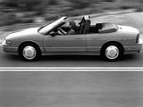 Photos of Oldsmobile Cutlass Supreme Convertible 1991–95